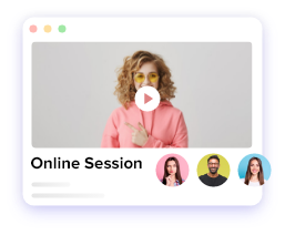 Live video chat for Education