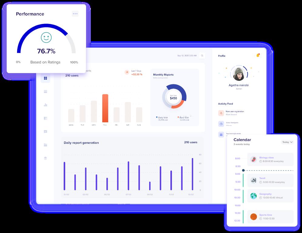 Virtual eLearning Platform